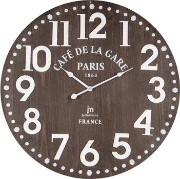 цена на Lowell Настенные часы  Lowell 21461. Коллекция Настенные часы