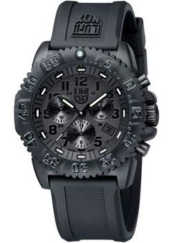 Luminox Часы Luminox XS.3081.BO.1. Коллекция Sea мужские часы luminox xs 7051 bo 1