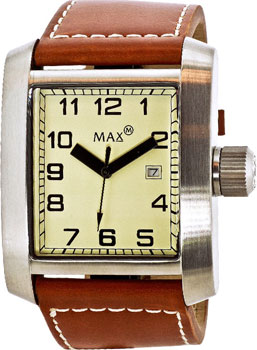 цена MAX XL Watches Часы MAX XL Watches 5-max360. Коллекция Square онлайн в 2017 году