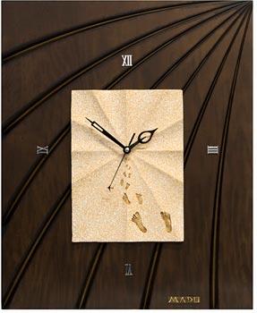 Mado Настенные часы  Mado MD-004. Коллекция Настенные часы mado md 598