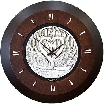Mado Настенные часы  Mado MD-043. Коллекция Настенные часы цена и фото