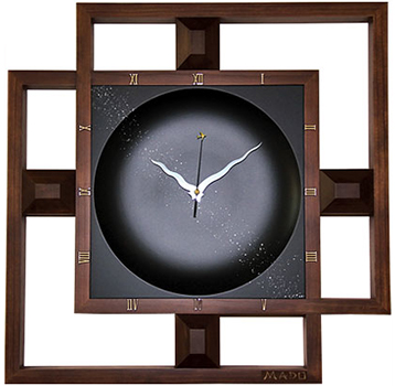 Mado Настенные часы  Mado MD-180. Коллекция Настенные часы