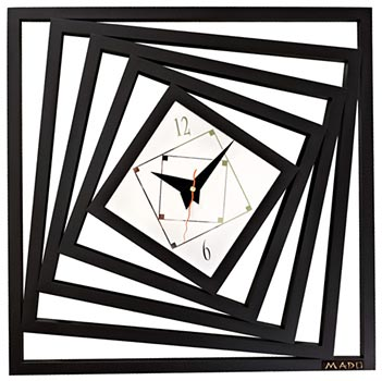 Mado Настенные часы  Mado MD-262. Коллекция Настенные часы цена и фото