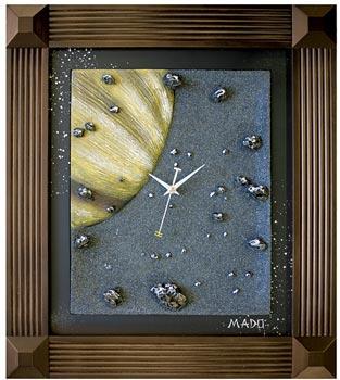 Mado Настенные часы Mado MD-390. Коллекция Настенные часы mado настенные часы mado md 598 коллекция настенные часы