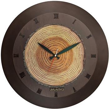 Mado Настенные часы  Mado MD-592. Коллекция Настенные часы цена и фото
