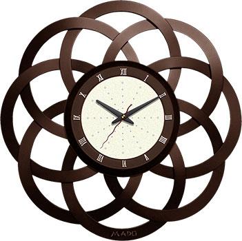 Mado Настенные часы Mado MD-600. Коллекция Настенные часы mado настенные часы mado md 180 коллекция настенные часы