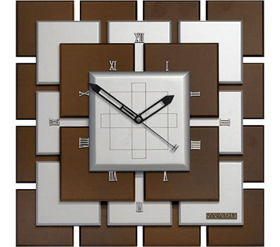 Mado Настенные часы  Mado MD-906. Коллекция Настенные часы