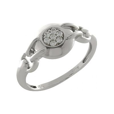 Серебряное кольцо Ювелирное изделие 100245 ювелирное изделие 72181