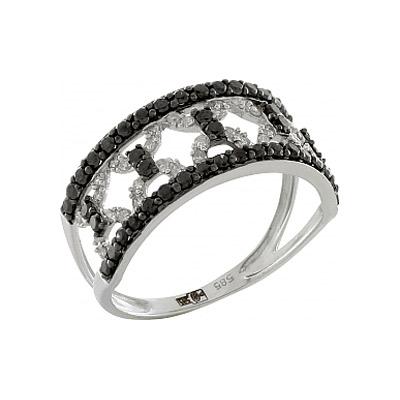 Золотое кольцо Ювелирное изделие 100362 кольцо алмаз холдинг женское золотое кольцо с бриллиантами и рубином alm13237661 19