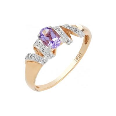 Золотое кольцо Ювелирное изделие 100948