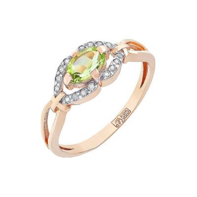 Золотое кольцо Ювелирное изделие 101024