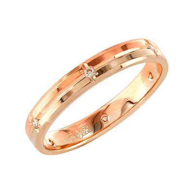 Золотое кольцо Ювелирное изделие 101521