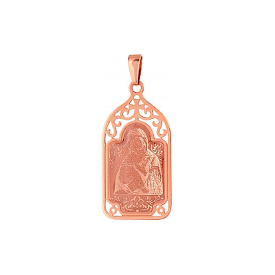 Золотая икона Ювелирное изделие 101674 ювелирное изделие 01c614076