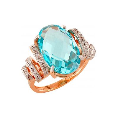 Золотое кольцо Ювелирное изделие 101726