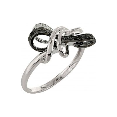 Золотое кольцо Ювелирное изделие 101880 кольцо алмаз холдинг женское золотое кольцо с бриллиантами и рубином alm13237661 19