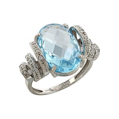 Золотое кольцо Ювелирное изделие 102095