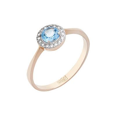 Золотое кольцо Ювелирное изделие 103564