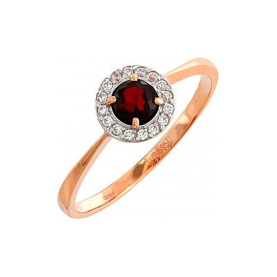 Золотое кольцо Ювелирное изделие 103571