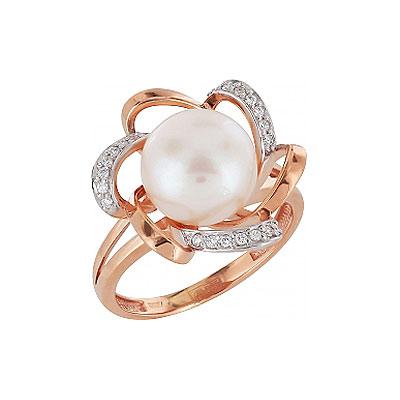 Золотое кольцо Ювелирное изделие 104371