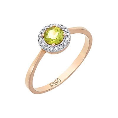 Золотое кольцо Ювелирное изделие 104616