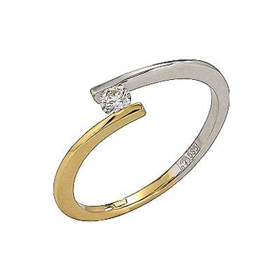 Золотое кольцо Ювелирное изделие 104711