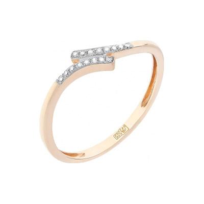 Золотое кольцо Ювелирное изделие 104935 золотое кольцо ювелирное изделие 01k673574l