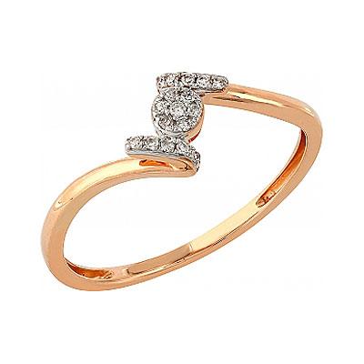 Золотое кольцо Ювелирное изделие 104951