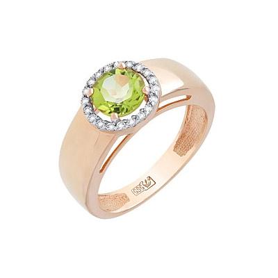 Золотое кольцо Ювелирное изделие 105182