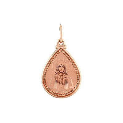 Золотая икона Ювелирное изделие 105431