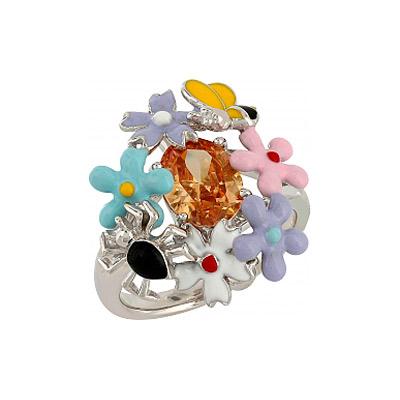 Серебряное кольцо Ювелирное изделие 106165