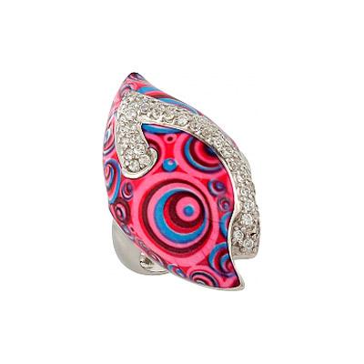 Серебряное кольцо Ювелирное изделие 106173