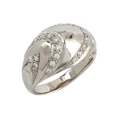 Серебряное кольцо Ювелирное изделие 106289