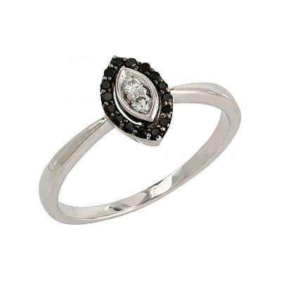 Золотое кольцо Ювелирное изделие 106689 кольцо алмаз холдинг женское золотое кольцо с бриллиантами и рубином alm13237661 19