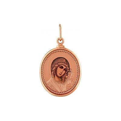 Золотая икона Ювелирное изделие 106776