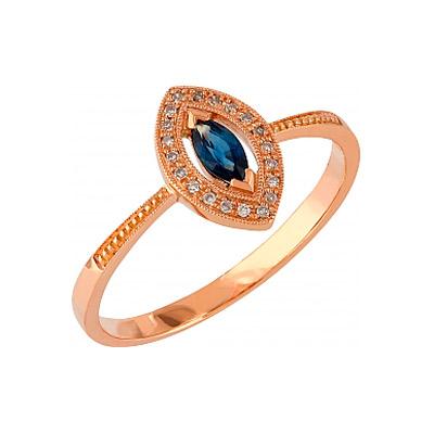 Золотое кольцо Ювелирное изделие 107109