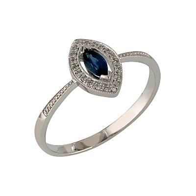 Золотое кольцо Ювелирное изделие 107110