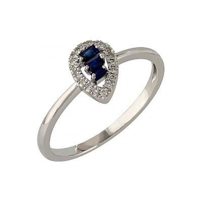 Золотое кольцо Ювелирное изделие 107116 кольцо алмаз холдинг женское золотое кольцо с куб циркониями alm1200203515л 18 5