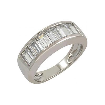 Серебряное кольцо Ювелирное изделие 107269 позолоченное серебряное кольцо с фианитом кошка с 10550 ж