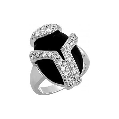 Серебряное кольцо Ювелирное изделие 107296