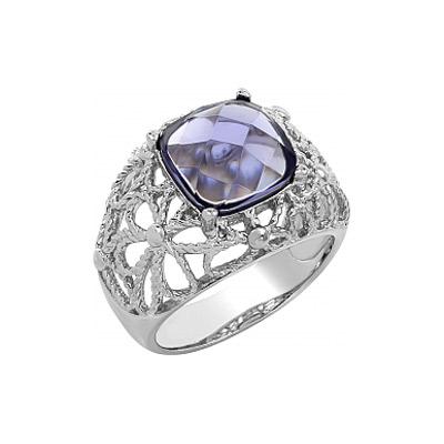 Серебряное кольцо Ювелирное изделие 107314 серебряное кольцо ювелирное изделие 106235