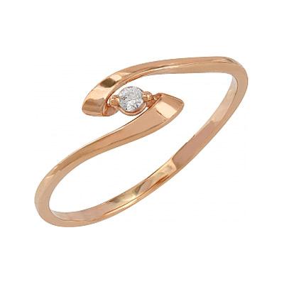 Золотое кольцо Ювелирное изделие 107786