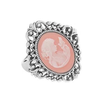 Серебряное кольцо Ювелирное изделие 108434 цены онлайн