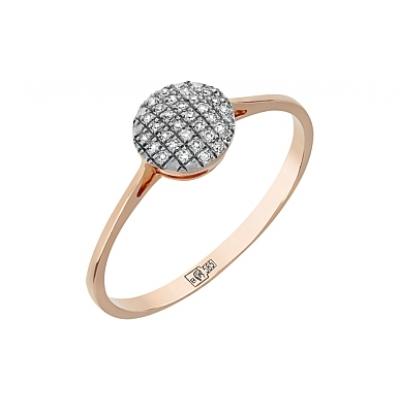 Золотое кольцо Ювелирное изделие 109805