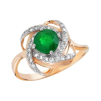 Золотое кольцо Ювелирное изделие 109899