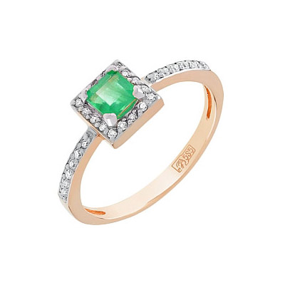Золотое кольцо Ювелирное изделие 112231