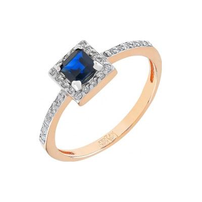 Золотое кольцо Ювелирное изделие 112233