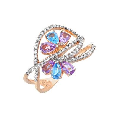 Золотое кольцо Ювелирное изделие 112558