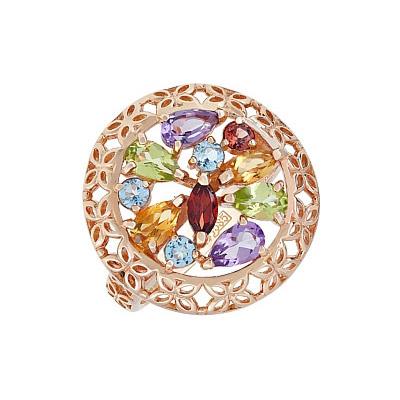 Золотое кольцо Ювелирное изделие 113115