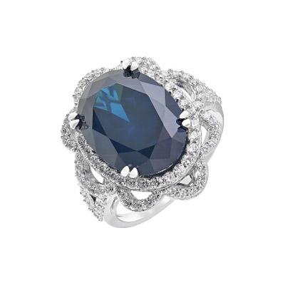 Серебряное кольцо Ювелирное изделие 113146