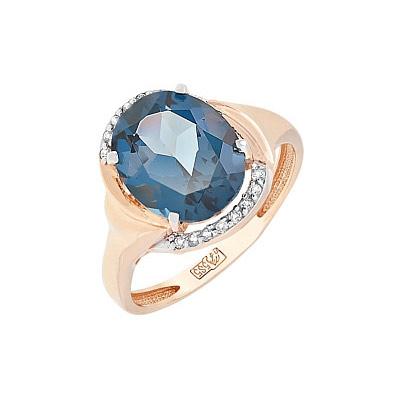 Золотое кольцо Ювелирное изделие 113328